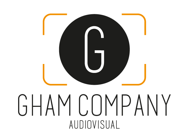 Gham Company | Productora audiovisual Mobile Logo